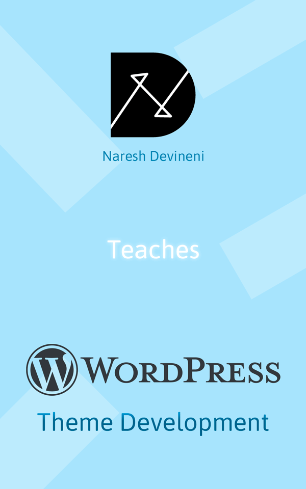 Learn WordPress Theme Development